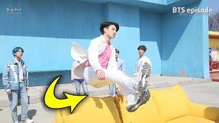 BTS make their staffs, PD laugh so hard :)))