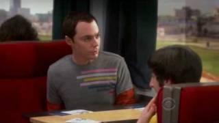 Sheldon oublie sa flashdrive