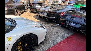 Ferrari / Lamborghini / Tesla! Тюнинг, который вдохновляет на детейлинг! l