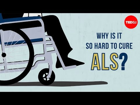 Why is it so hard to cure ALS? – Fernando G. Vieira