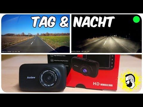 Dashcam Test: bestes Full HD für unter 50 EUR (Nachtsicht TOP)
