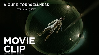 A Cure for Wellness | 'Sensory Deprivation Tank' Clip [High Quality Mp3] | 20th Century FOX