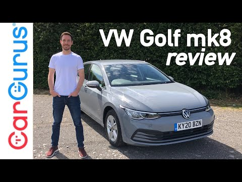 2020 Volkswagen Golf mk8 review: the one to beat? | CarGurus UK