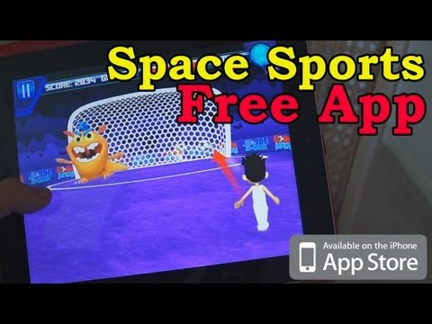 [Free App] Space Sports App Review for iOS & Android