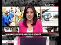 Another Doctor, 11 Nurses Test Coronavirus+ At Locked Down Delhi Hospital - Video
