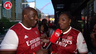 Arsenal 2-1 Chelsea | Pepe Was World Class Today! (Pippa)