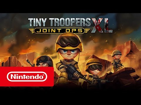 TINY TROOPERS XL