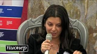 Маргарита Симноньян. Пионерские чтения
