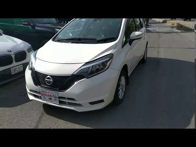 Nissan Note E 2017 for Sale in Lahore