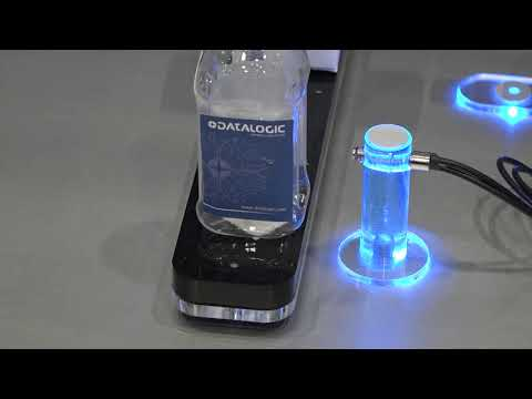 Datalogic @ SPS IPC Drives Italia 2019 | S5N Smart Sensors