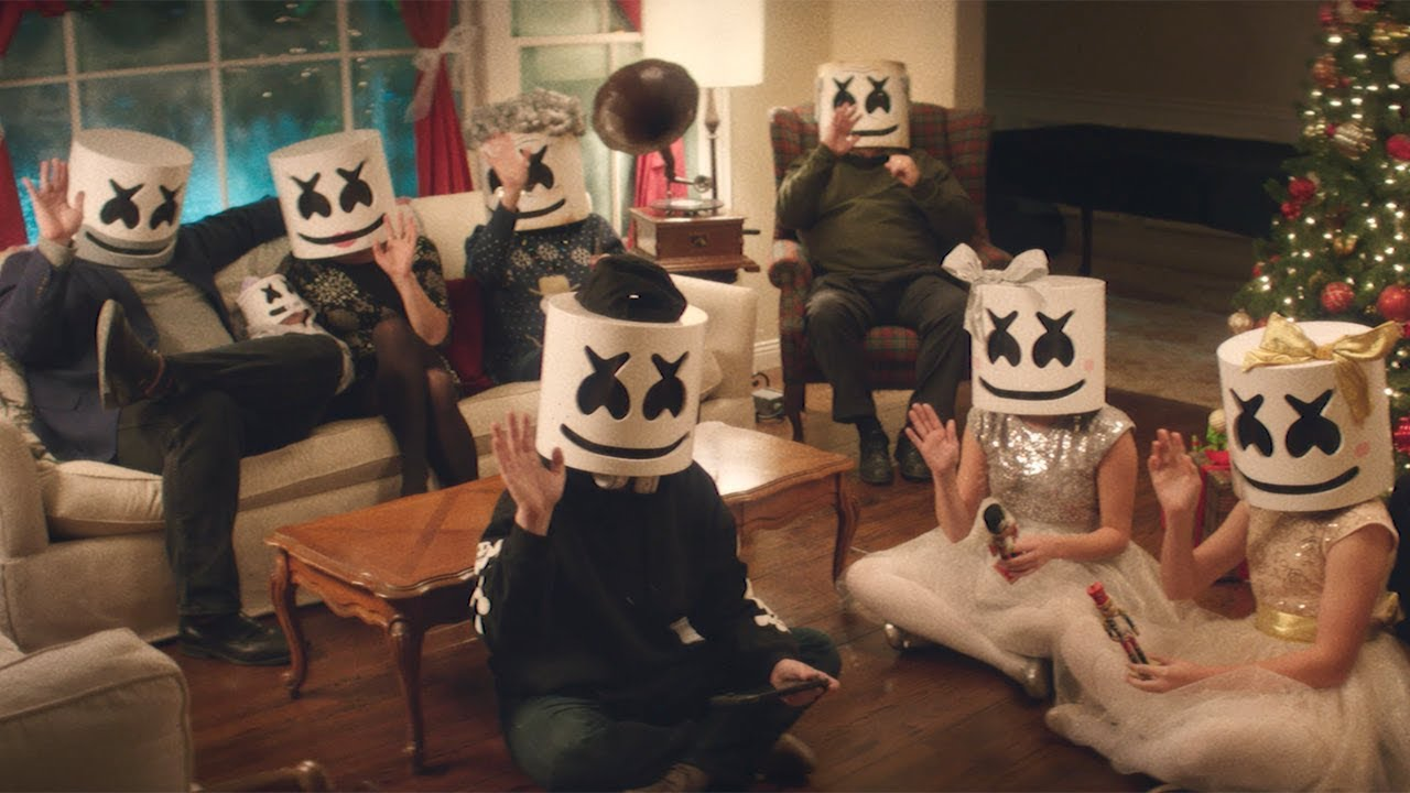 Marshmello – Take It Back (Official Music Video)