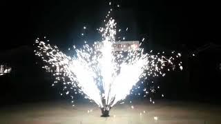 """Вертушки, фонтаны, вспышки, водопады и т. д. от компании Круглосуточный магазин фейерверков """"Кайман"""" Крым - видео 2"""