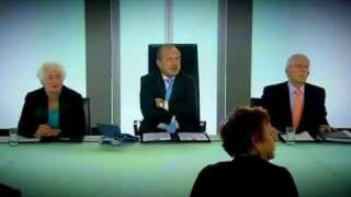 Comic Relief Does The Apprentice pt.1