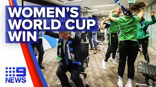 Australia and New Zealand to host 2023 Women's World Cup | 9 News Australia