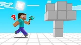 I Played Minecraft WITHOUT COLORS! (help)