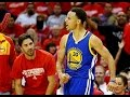 Stephen Curry Stirs Up Rockets in Houston with 40 Points