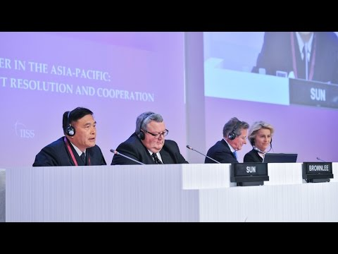Shangri La Dialogue: China plays to home audience