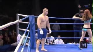 18 летний боец Ион Куцелаба!Крутой бой!