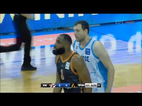 Basket League   ΙΩΝΙΚΟΣ – ΠΡΟΜΗΘΕΑΣ   19/12/2020   ΕΡΤ