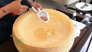 Italian Street Food | Street Food in Italy 😍 Sicily, Parmesan Cheese