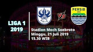 Sedang Berlangsung! Pertandingan Liga 1 2019 PSIS Semarang Vs Persib Bandung