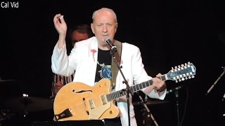 Monkees Pantages Live Michael Nesmith Listen To The Band/What Am I Doing Hangin' 'Round 2016