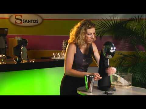 Video SANTOS #54 Drink-mixer