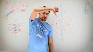 Физика - Магнитное поле