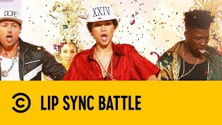 "Zendaya Performs Bruno Mars' ""24k Magic"" 