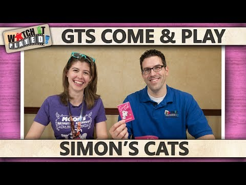 Watch It Played Preview: Simon's Cat