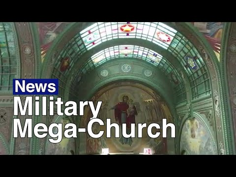 Russia's New Military Mega-Church to Feature Putin, Stalin Mosaics - The Moscow Times