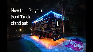 How To Make Your Food Truck Stand Out, By Concession Nation
