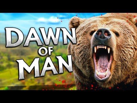 My Dog Fights A Bear (Dawn of Man)