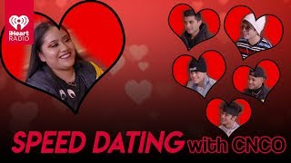 Cnco Speed Dates With A Lucky Fan!  Speed Dating