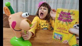 KOCA BURUN BRUNO ELİFİN EN SEVDİĞİ OYUNLARDAN.Eğlenceli çocuk Videosu.Toys Unboxing