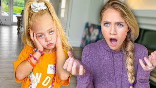 We Caught Everleigh Lying To Us...