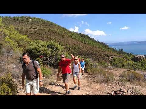 La randonnée pédestre organiser