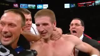 Дмитрий Пирог vs Дэниэл Джейкобс. Нокаут