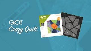 AccuQuilt GO! Crazy Quilt Die Tutorial!