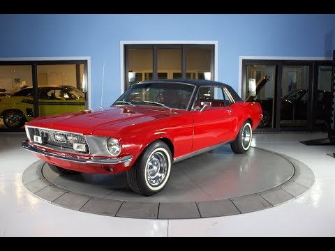 Video of '68 Mustang - MZFR