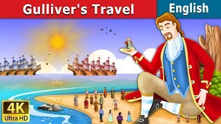 Gulliver's Travels in English | Stories for Teenagers | English Fairy Tales