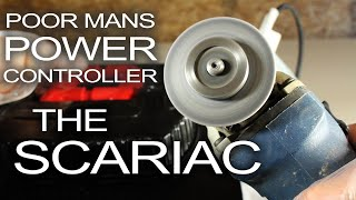 The Scariac (Poor Mans Variable Power Controller)