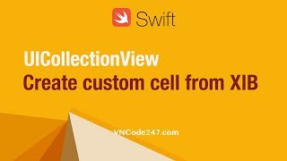 Swift Talk | CollectionView binding in MVVM using RxDataSources