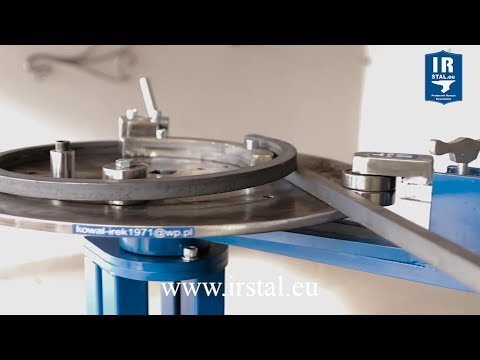 Schmied Biegemaschine - K3