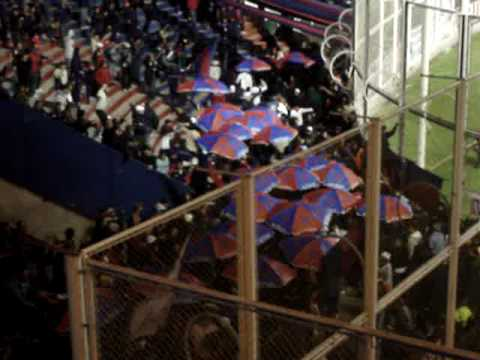 """contra river (entrada)"" Barra: La Gloriosa Butteler • Club: San Lorenzo • País: Argentina"