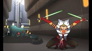 Звёздные войны Силы Судьбы (shorts) Эпизод 04 - Путь падавана | Disney Star Wars | Shorts