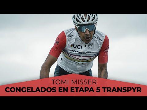 HIPORTERMIA EN EL PRIMER DIA DE LA TRANSPYR I TOMI MISSER