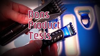 Gillette Fusion ProGlide Power Styler 3 in1 Rasierer Test Unboxing Review Deutsch 2016
