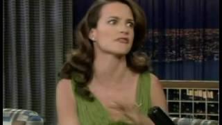 Conan O'Brien 'Kristin Davis 2/18/04