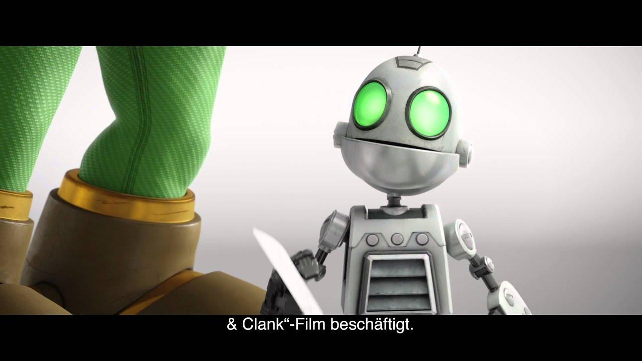 Ratchet & Clank neu aufgelegt für PS4